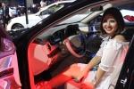 'Đại chiến' của 12 thương hiệu ô tô tại VMS 2017
