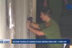 Điều tra vụ cháy chung cư Carina: Ngừng công việc 1 đại úy cảnh sát