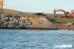 Nạo vét cửa biển Đà Diễn: Thông luồng hay tận thu cát?