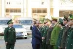 Thủ tướng Nguyễn Xuân Phúc xông đất, chúc Tết lực lượng vũ trang TP Đà Nẵng