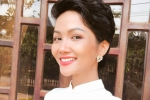 Video: Hoa hậu H'Hen Niê rạng rỡ gửi lời cảm ơn đến khán giả bằng tiếng Anh