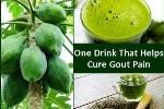 Đu đủ xanh kết hợp lá trà, bài thuốc tuyệt vời chữa căn bệnh đàn ông hay mắc