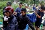 Ảnh: Hiện trường lũ dữ cuốn phăng nhà cửa, sạt lở kinh hoàng làm 10 người chết ở Nha Trang