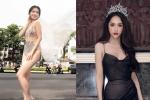 Mỹ nhân Việt diện váy xuyên thấu: Người mặc đẹp, người 'rẻ tiền' quá lố