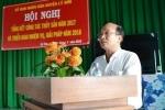 Sai phạm trong quản lý đất đai, chủ tịch huyện ở Quảng Ngãi bị kỷ luật