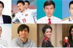 Hoa hậu H'Hen Niê, cầu thủ Quang Hải trở thành Gương mặt trẻ Việt Nam tiêu biểu 2018
