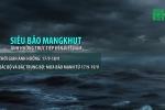Tin bão mới nhất: Bão số 6 có thể đổ bộ vào Quảng Ninh ngày 17/9