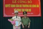 Cong an TP Da Nang co giam doc moi hinh anh 1