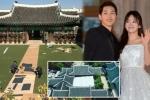Đám cưới Song Hye Kyo - Song Joong Ki: Lễ đường đơn sơ, phủ kín