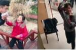 Clip: Cười vỡ bụng với những trò chơi khăm của anh trai với em gái