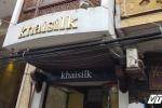 Đề nghị truy tố vụ Khaisilk: Cửa hàng Khaisilk 113 Hàng Gai giờ chỉ còn cái vỏ