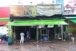 Ảnh: Cháy quán bia ở Hà Nội, nữ nhân viên 16 tuổi thiệt mạng