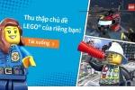 Nexon ra mắt trò chơi LEGO® Quest & Collect trên hệ thống iOS và Android
