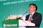 Bộ Công Thương lên phương án thay Chủ tịch Vinachem