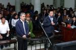 Xử sơ thẩm Hà Văn Thắm và các đồng phạm: Ba bị cáo xin được xét xử vắng mặt