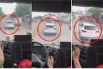 Cản trở xe ưu tiên, mặc sự sống chết của người khác: Hành vi vô cảm, đáng sợ của người Việt