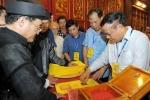 Phát 4 vạn Ấn cho nhân dân dự Lễ hội mùa thu Côn Sơn – Kiếp Bạc