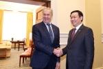 Chuyến công tác của Phó Thủ tướng Vương Đình Huệ: Cơ hội lớn của Việt Nam trong chuỗi cung ứng toàn cầu