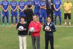 Trực tiếp: Tổng thống Hàn Quốc giao lưu với tuyển Việt Nam