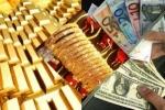 Nghịch lý thị trường vàng: Giá vàng trong nước đắt lên, thế giới giảm sâu