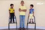 Cậu bé sơ sinh 7,8 kg nặng nhất thế giới giờ ra sao?