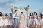 Ngắm trọn bộ ảnh cưới bên biển đẹp lung linh của cô gái xứ Thanh