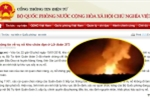 Nổ kho đạn trong đêm ở Gia Lai: Bộ Quốc phòng thông tin chính thức