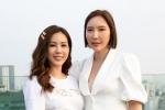 Hoa hậu Thu Hoài trẻ trung đến ủng hộ nghệ sĩ violin Hàn Quốc Jmi Ko