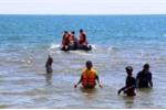 Dũng cảm lao xuống biển cứu hai anh em, nam thanh niên mất tích