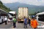 Vì sao đường dẫn hầm Hải Vân trở thành điểm đen tai nạn giao thông?