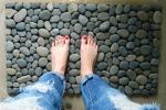 Ý tưởng biến phòng tắm trở nên tiện nghi không khác gì resort 'sống ảo'