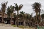 Tháo dỡ 25 biệt thự trái phép ở Đà Nẵng