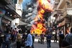 Syria cần bao nhiêu thời gian và tiền bạc để thái thiết sau chiến tranh?