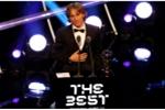 4 chi tiết gây tranh cãi trong lễ trao giải The Best của FIFA