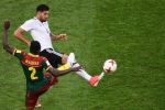 Trọng tài đuổi nhầm người dù có video hỗ trợ tại Confederations Cup