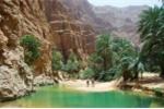 Thăm 'thiên đường tránh nóng' của dân Trung Đông