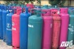 Công an tìm thấy nhiều vỏ bình gas bị 'cắt tai, mài vỏ' trong Công ty Hải Dương Gas