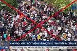 Video: Công an xử lý 2 kẻ kêu gọi biểu tình trên Facebook