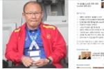 HLV Park Hang Seo nói về mục tiêu World Cup và Olympic của bóng đá Việt Nam