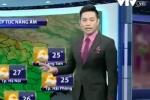 BTV thời tiết VTV hoan hỉ vì nắng nóng dịp Tết, độc giả bức xúc phản ứng