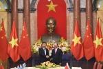 Ảnh: Chủ tịch nước Trần Đại Quang hội kiến Chủ tịch Trung Quốc Tập Cận Bình