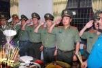 Nổ lớn tại trụ sở Công an tỉnh Đắk Lắk: Thăng quân hàm cho 3 chiến sĩ tử nạn