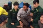 Cứu sống 8 ngư dân Nghệ An gặp nạn trên biển Hà Tĩnh