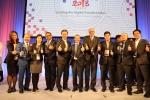 Bộ Tài chính, UBND tỉnh Quảng Ninh, Công ty CP MISA và Đại học FPT được trao Giải thưởng ASOCIO 2018