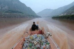 'Quỷ hiệp' bí ẩn chuyên vớt thi thể trên sông Hoàng Hà