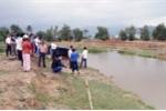 3 học sinh chết đuối thương tâm dưới kênh nước ở Hải Phòng