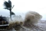 Trực tiếp: Cập nhật diễn biến mới nhất cơn bão số 10