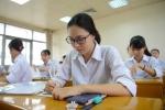 Phương án thi THPT quốc gia 2017: 'Không lo học sinh thành chuột bạch'