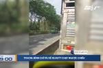 TP.HCM: Đình chỉ tài xế xe buýt chạy ngược chiều, bỏ trạm, phóng nhanh