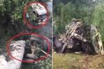 Clip: Hiện trường tai nạn thảm khốc, 11 người chết ở Lai Châu
